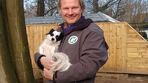 Frank Weber ist Tierheimleiter und Moderator von hundkatzemaus. - Foto: Liebenswert