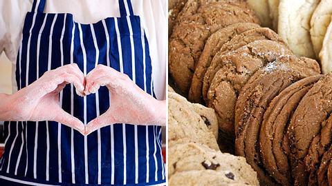 Junge Bäckerin baut eigene Firma auf