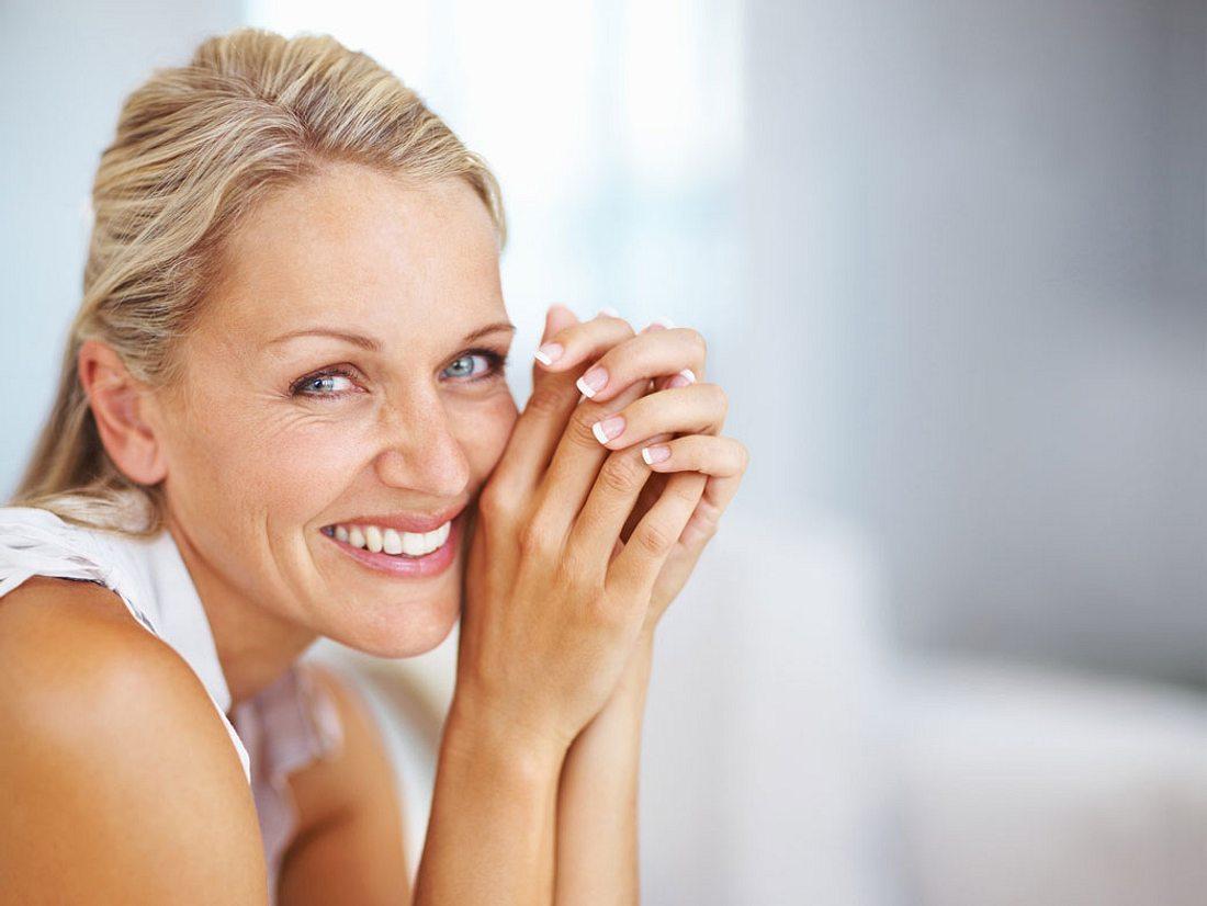 8 Tipps: Sofort frisch aussehen.
