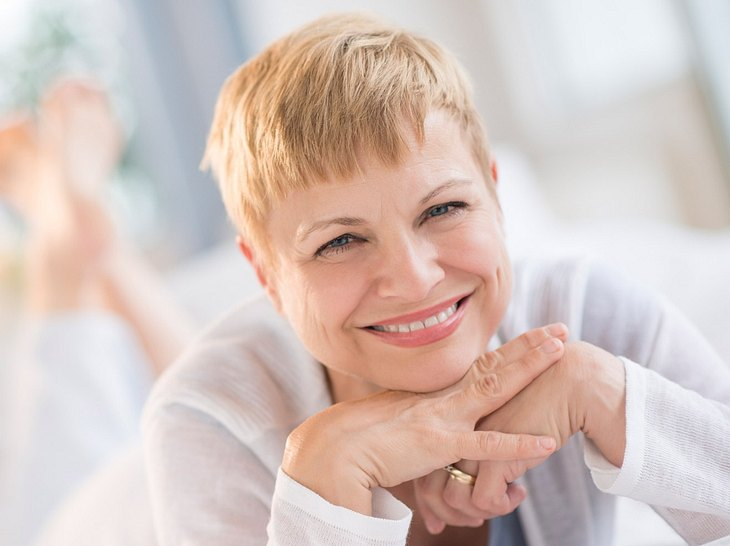 Kurzhaarfrisuren feines haar ab 60 – Beliebte Frisuren 2020