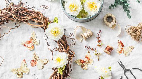 Frühlingsdeko selber machen: 5 originelle Bastelideen