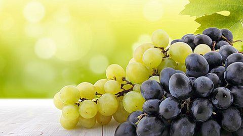 Weintrauben sind wahre Anti-Aging-Spezialisten für Ihre Haut. - Foto: MarkRubens / iStock