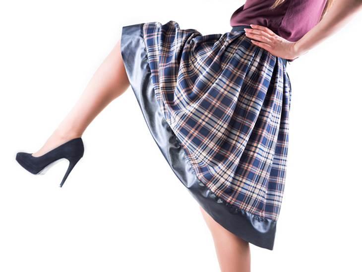 Diese Arten von Röcke gibt es.