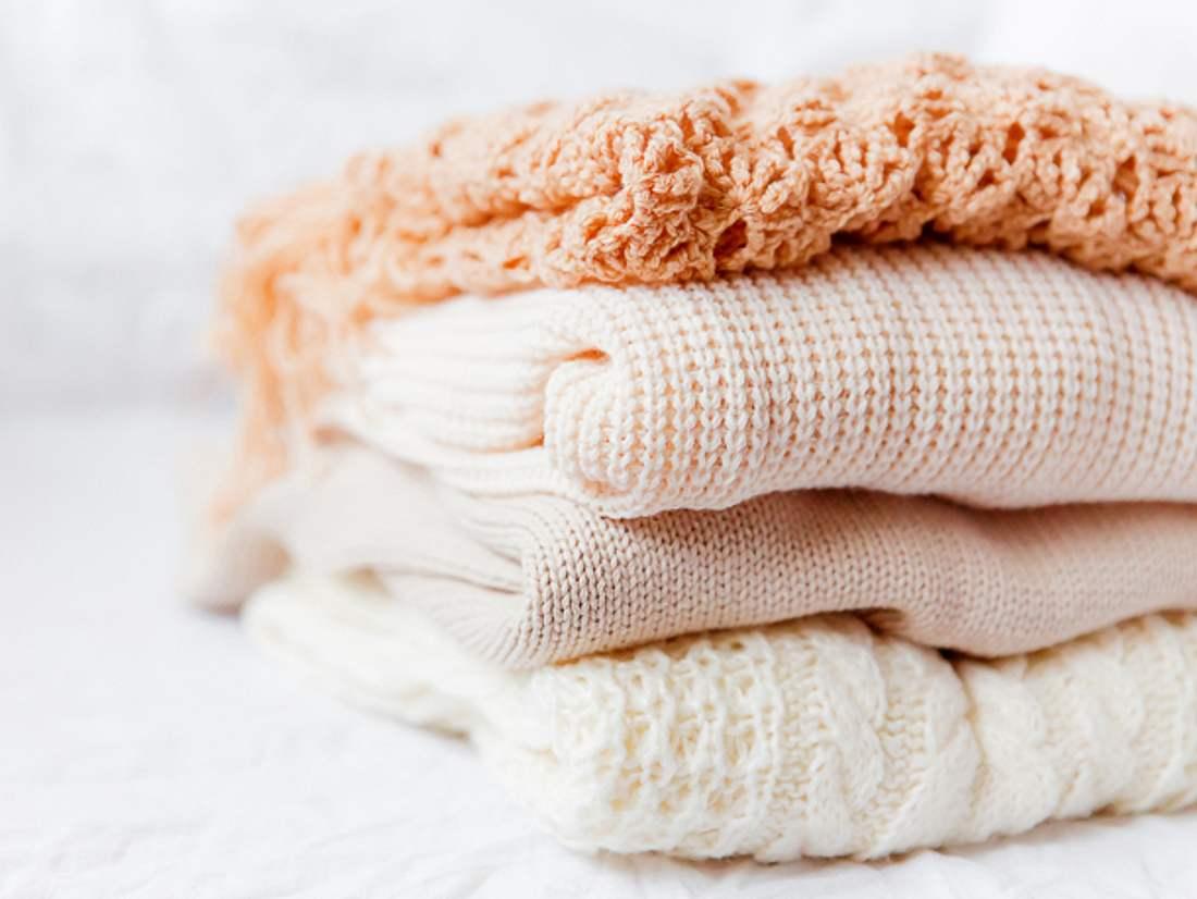Ob Pulli, Kleid, Hose oder Bluse – Pastelltöne sind für jedes Kleidungsstück geeignet.