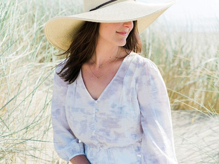 Bei warmem Wetter sind Sommerkleider die ideale Wahl.
