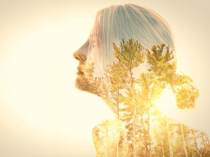 Haben Sie schon einmal eine Gehmeditation ausprobeirt?