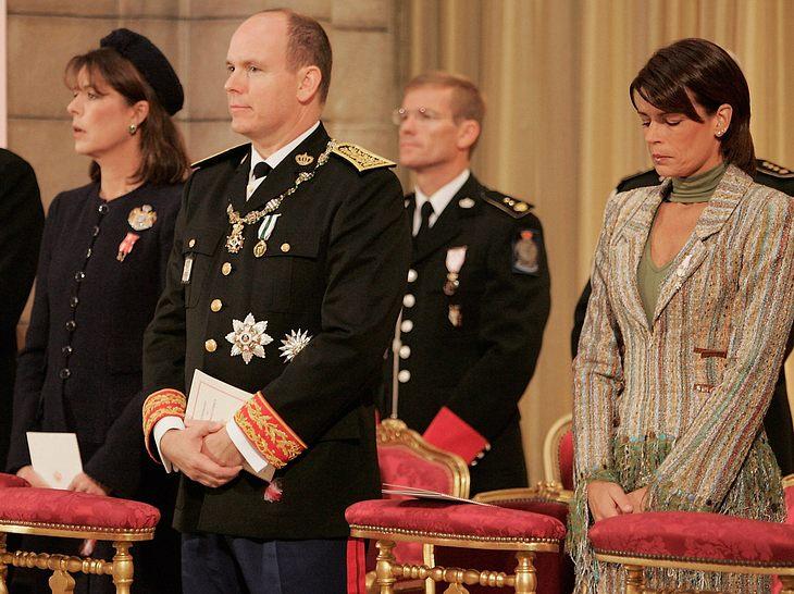 Fürst Albert wird offiziell Staatsoberhaupt von Monaco.