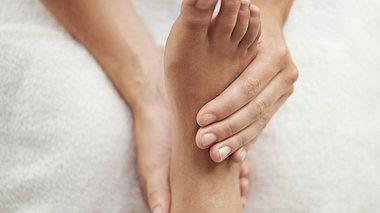 Fußpflege für Diabetiker