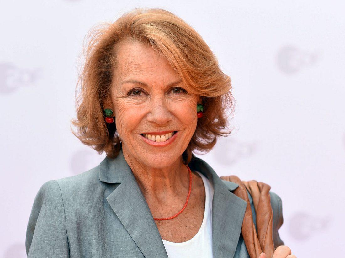 Schauspielerin Gaby Dohm wurde durch die Schwarzwaldklinik berühmt.
