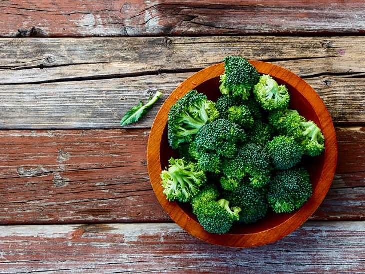 Gedächtnis zum Beispiel mit Brokkoli stärken.
