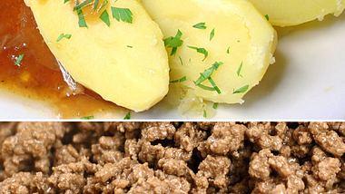 Die Gehacktesstippe ist eine Soße, die besonders gern in der ehemaligen DDR gegessen wurde. - Foto: dirkr / vinicef / iStock