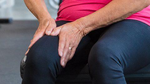 Kein Schongang bei Gelenkschmerzen