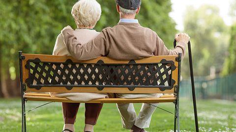 Mit dir möchte ich alt werden. - Foto: Ljupco / iStock