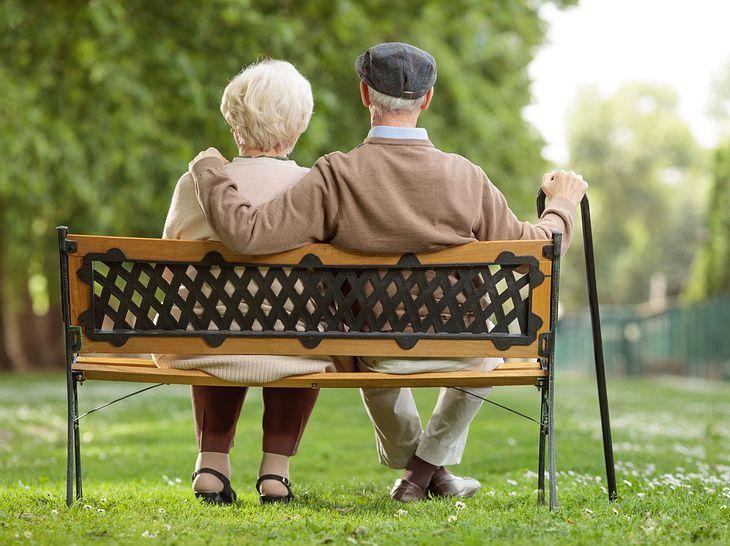 """""""Mit dir möchte ich alt werden."""""""