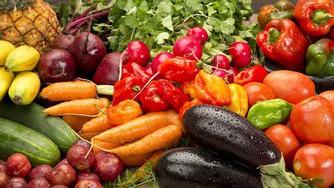 Obst & Gemüse richtig lagern