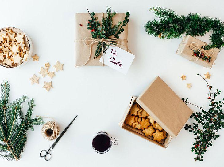 Inspiration für Geschenkanhänger: Die schönsten Ideen