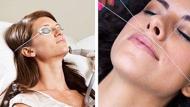 Wie Sie Gesichtshaare entfernen können