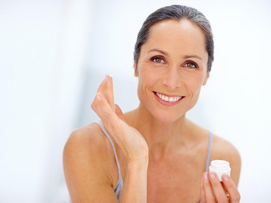 Tipps für die richtige Gesichtspflege ab 50.
