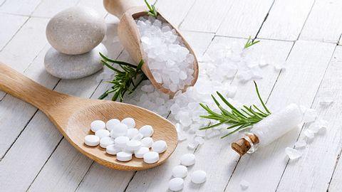 Mit Schüßler-Salzen abnehmen