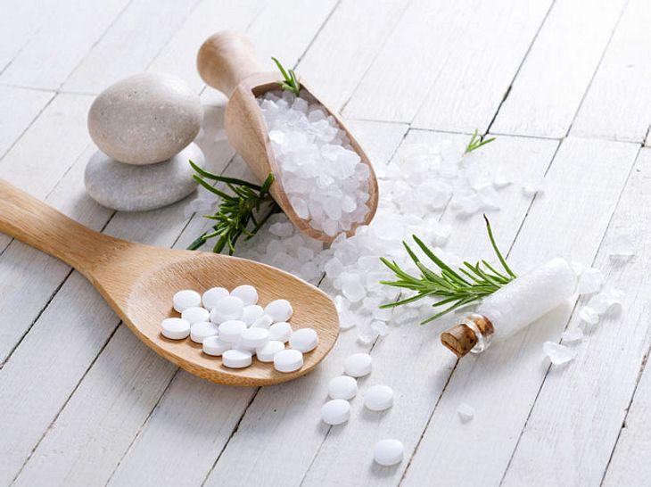 Schüßler-Salze eignen sich, um auf besonders sanfte Weise abzunehmen.