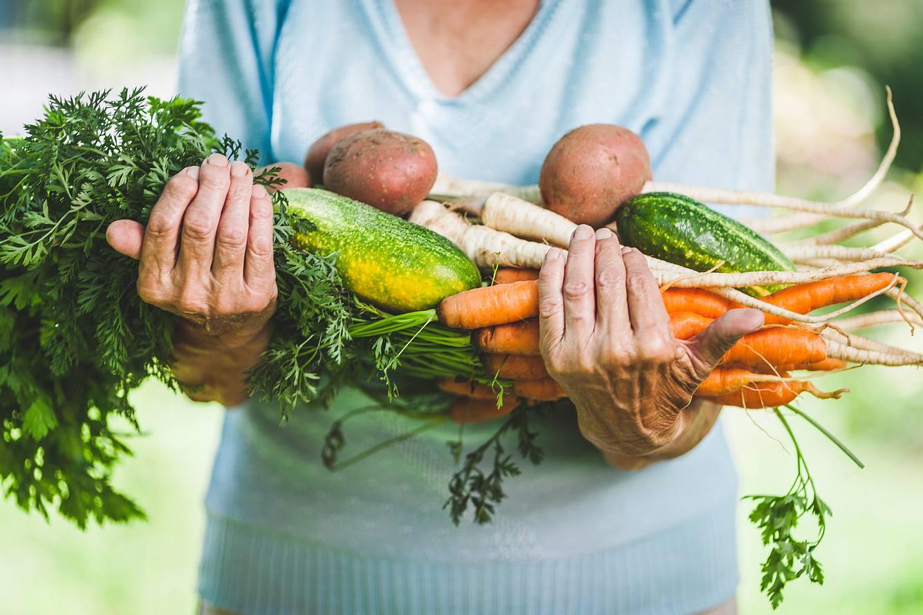 Gesunde Ernährung bei Rheuma.