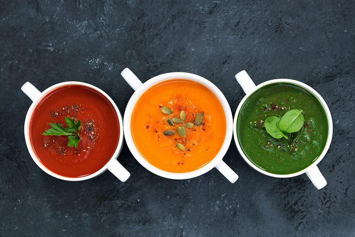 Mit diesen Suppen bleiben Sie gesund