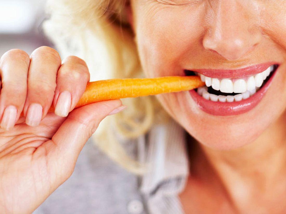 Die besten Lebensmittel für gesunde Zähne