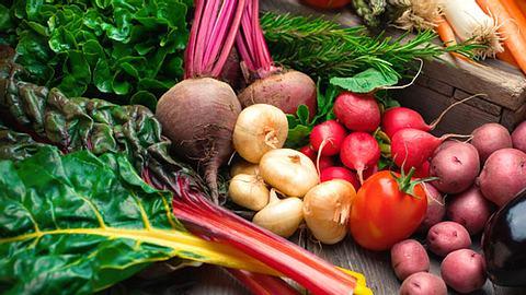 Gemüseauswahl. - Foto: kcline / iStock