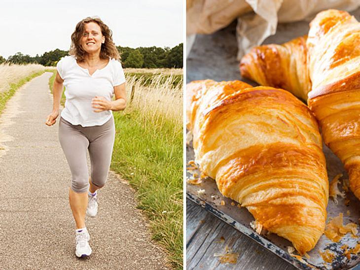 Wie hoch ist der Kalorienverbrauch beim Joggen tatsächlich: Lassen sich fettige und süße Sünden in nur einer Stunde wieder abtrainieren?