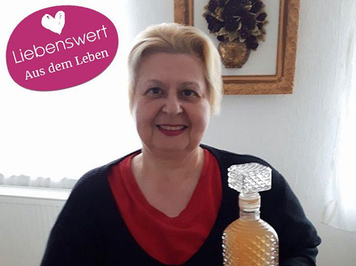 Leserin Nilgün verriet Liebenswert das Rezept für Ihren Gesundheits-Zaubertrank.