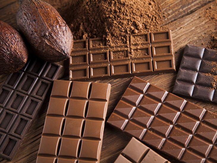Was ist gesünder: Zartbitterschokolade oder Vollmilchschokolade?