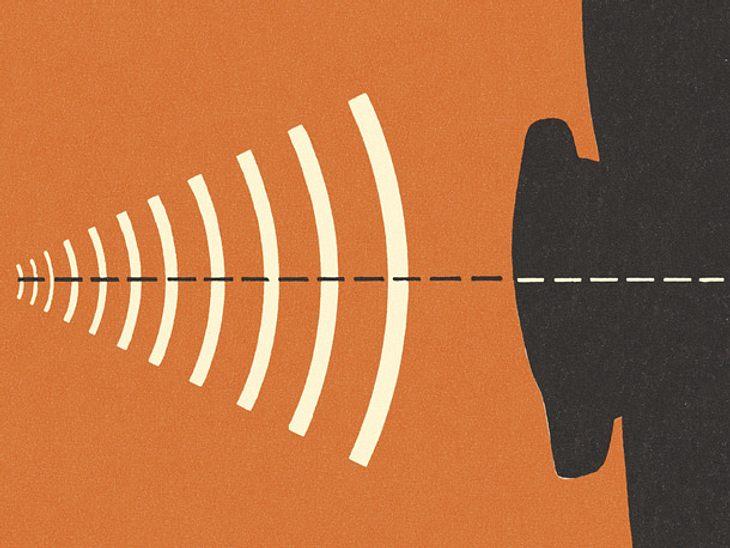 Bei einem Hörsturz haben Betroffene meist Druck auf einem Ohr und können damit nur noch schlecht hören. Welche weiteren Symptome gibt es?