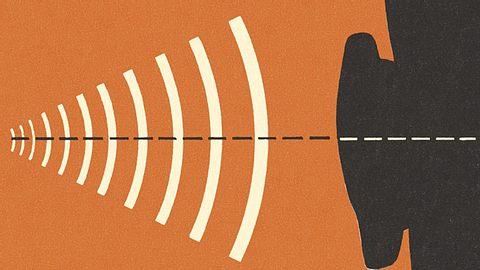 Symptome für einen Hörsturz.  - Foto: CSA-Printstock / iStock