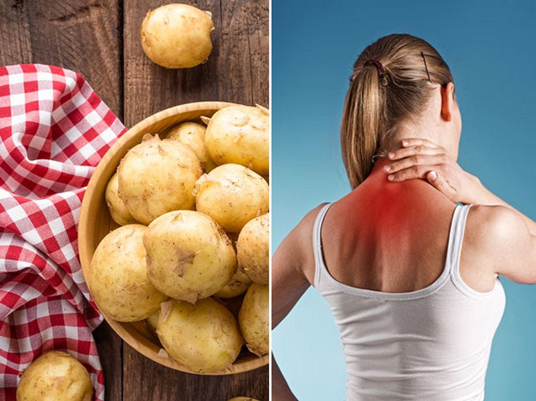 Heilanwendungen wie Kartoffelwickel und andere Umschläge können viele Beschwerden natürlich lindern.