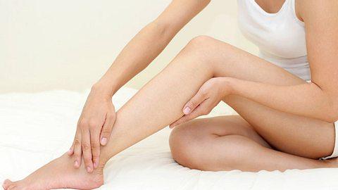 Unruhige Beine besänftigen
