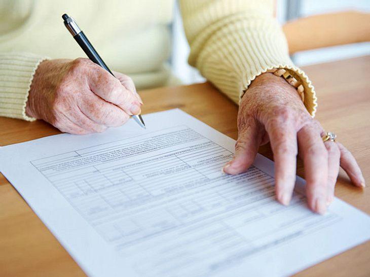 Nicht nur eine Patientenverfügung, sondern auch die Vorsorgevollmacht sind wichtige Dokumente für den Ernstfall.