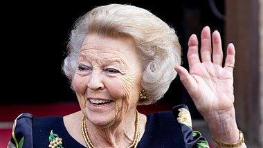 Ex-Königin Beatrix der Niederlange litt unter einem Cholesteatom. - Foto:  Patrick van Katwijk/ GettyImages
