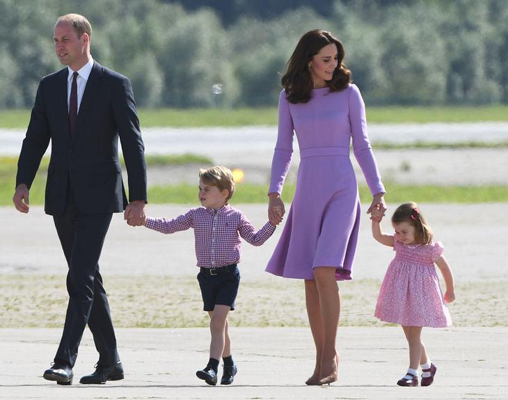 Herzogin Kate erwartet ihr drittes Kind!