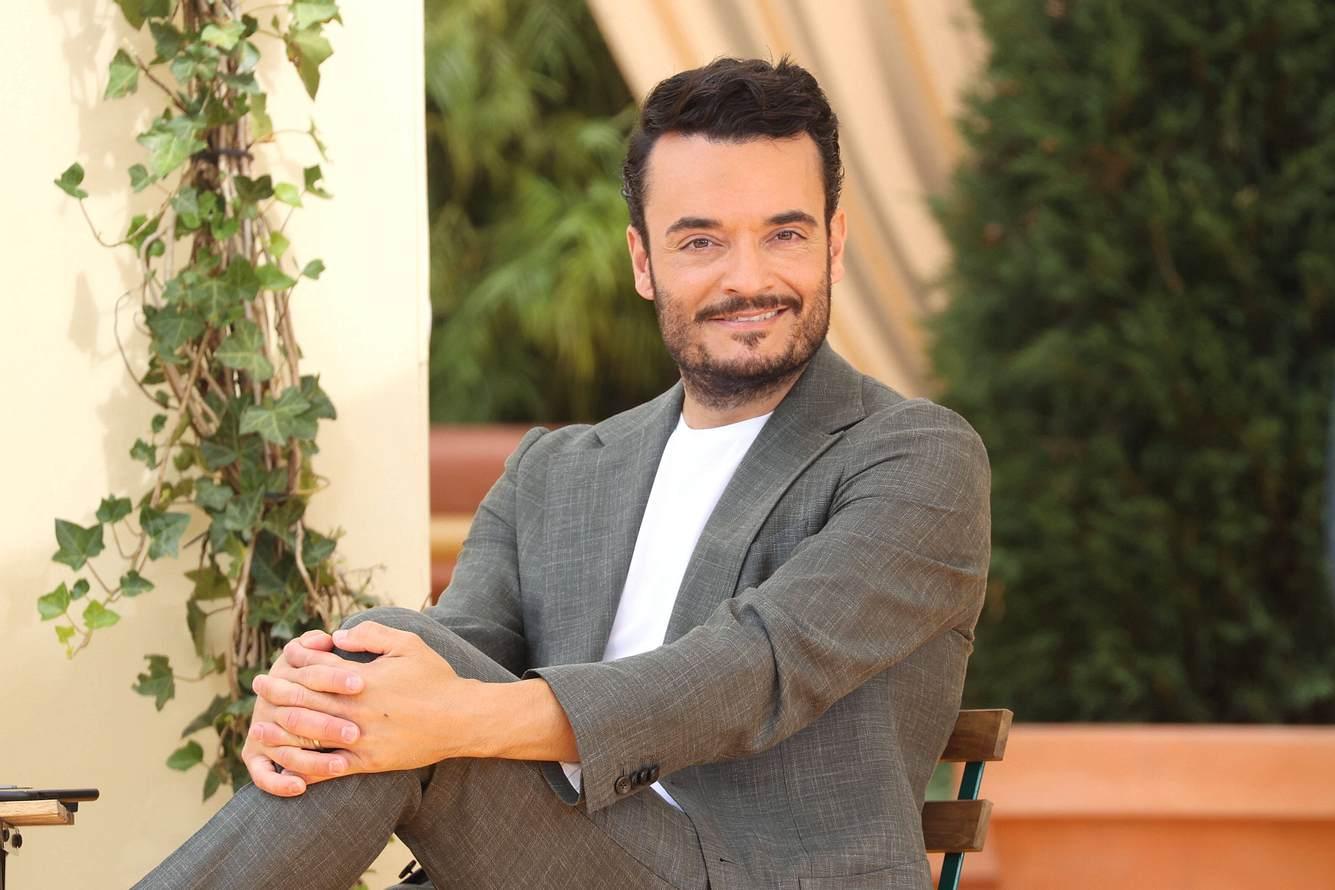 Giovanni Zarrella zu Gast bei 'Immer wieder Sonntags'