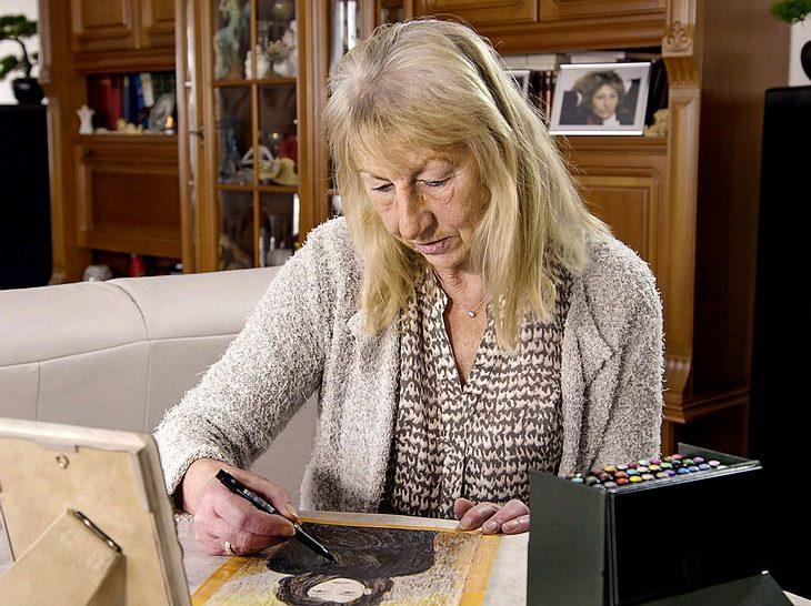 Gladbeck Doku: Karin R. ist die Mutter der verstorbenen Silke Bischoff.