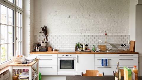So erstrahlt Ihre Küche in neuem Glanz - Foto: NicolasMcComber / iStock
