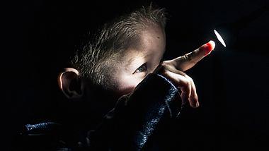 Licht-Ritual für kranke Kinder