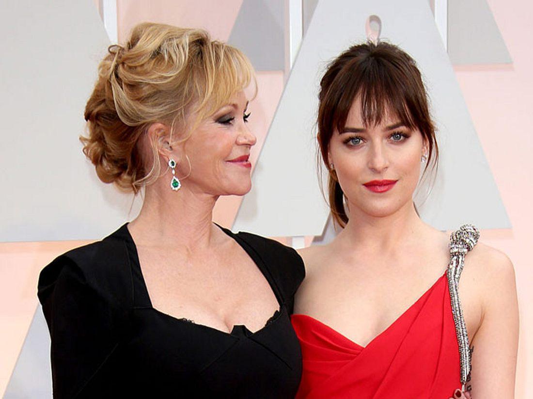 Tolle Mütter, tolle Töchter: Melanie Griffith und Dakota Johnson