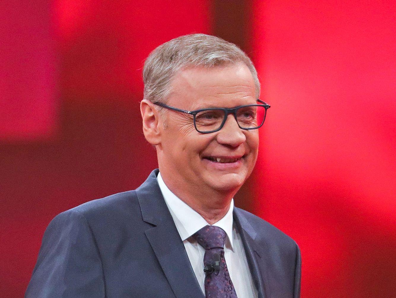 RTL-Moderator Günther Jauch.