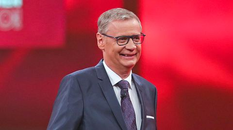 RTL-Moderator Günther Jauch. - Foto: Andreas Rentz/Getty Images