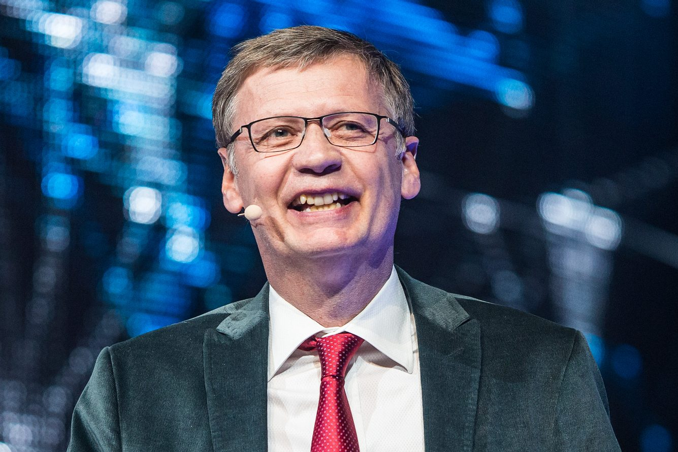 TV-Moderator Günther Jauch