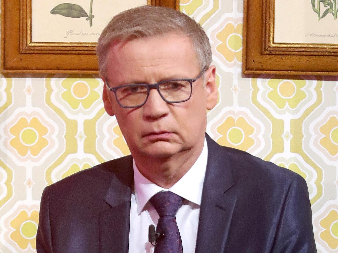 Günther Jauch in der RTL-Show '2020! Menschen, Bilder, Emotionen!'