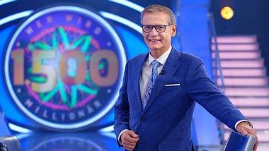 Wer wird Millionär?-Moderator Günther Jauch - Foto:  TVNOW / Stefan Gregorowius