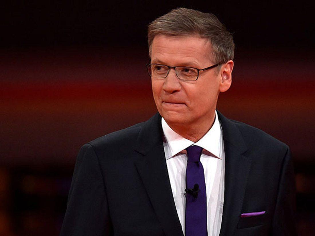 Günther Jauch: 11 Fakten über den TV-Star