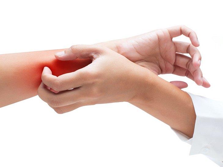 Gürtelrose: Welche Symptome sind typisch?